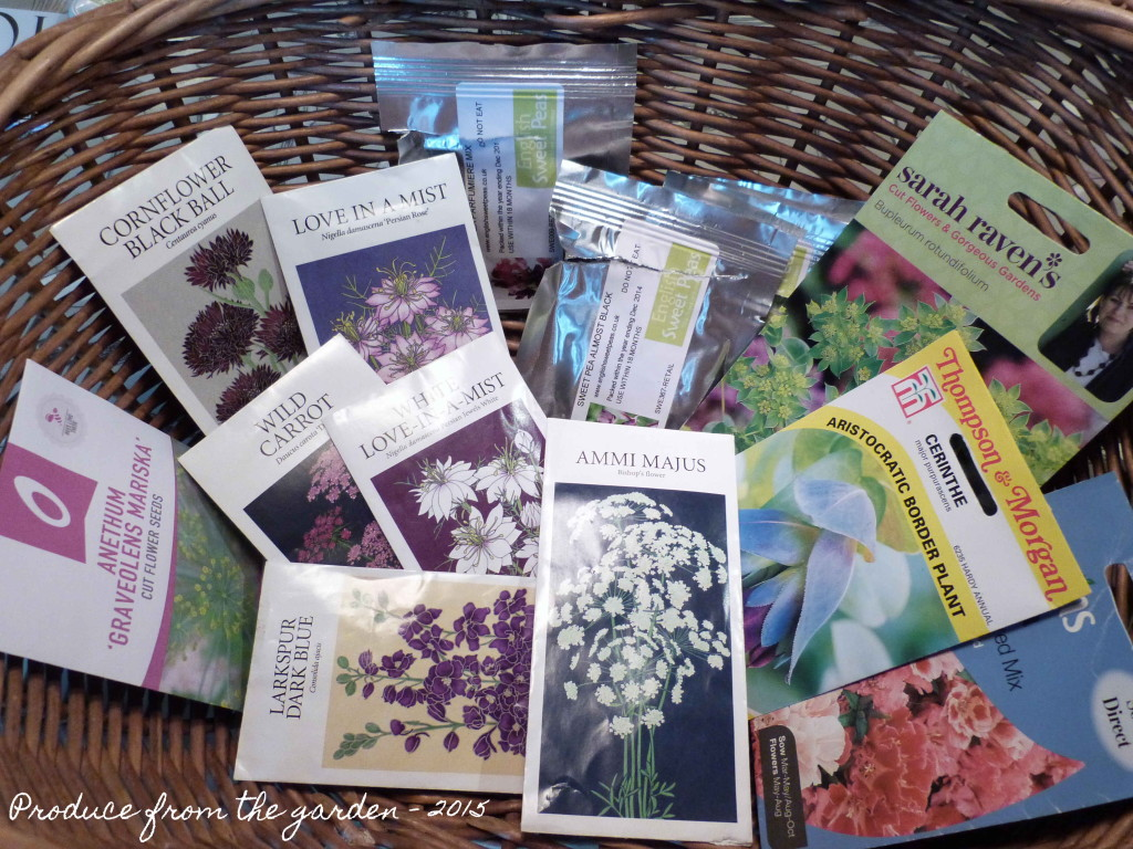 Hardy annual flower seeds