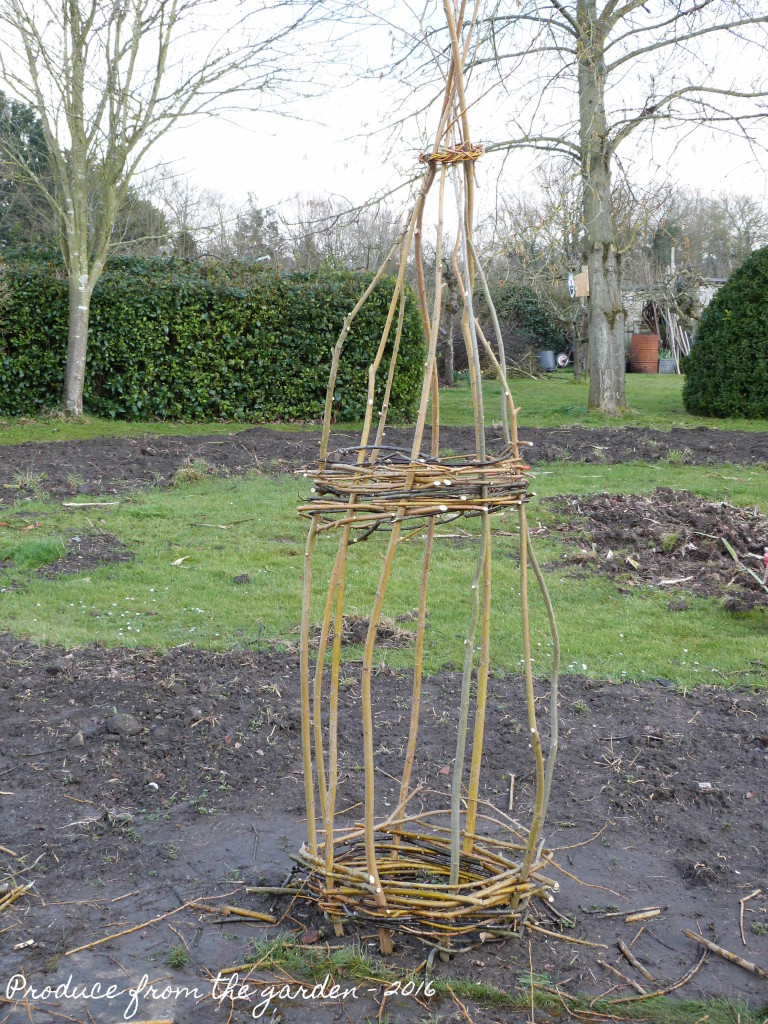 Willow Obelisk