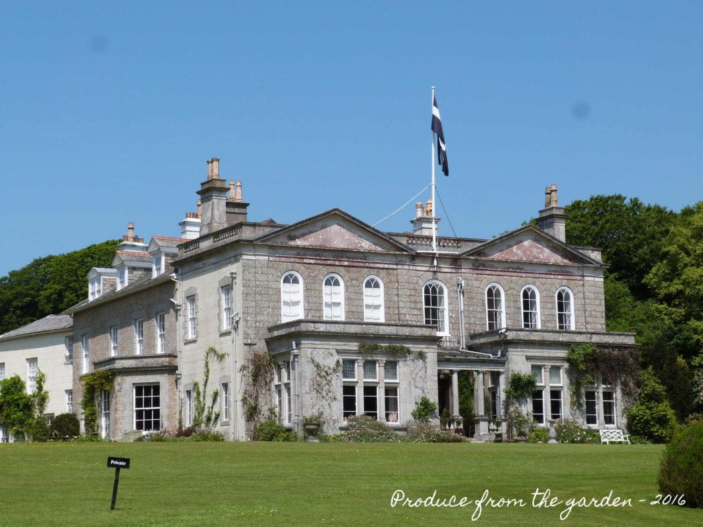 Trengwainton House