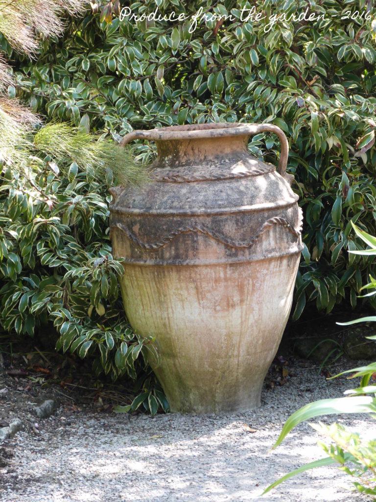 Trengwainton urn