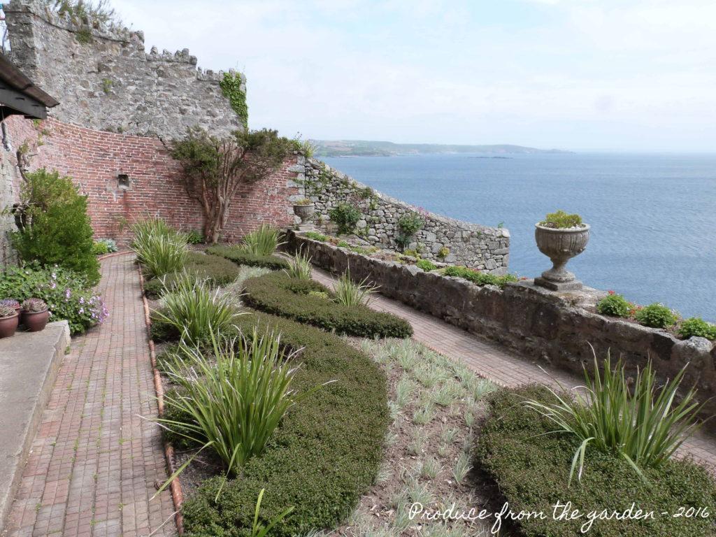 St Michaels Mount Walled Garden 3