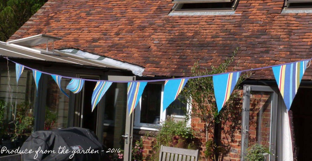 Deck Chair Bunting